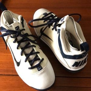 Nike Flywire Baseball Cleats Brand New